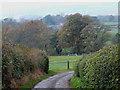 SO6386 : Shropshire Farmland by Roger  Kidd