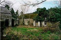 N8779 : Derelict cottage at Ladyrath, Co. Meath by Kieran Campbell