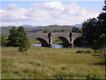 NM6768 : Shiel Bridge near Acharacle by Mike Nass
