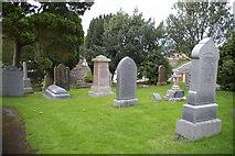 NY0106 : The Parish Church of St John, Beckermet, Graveyard by Alexander P Kapp