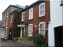 SU5806 : Former home of Sir John Goss in the High Street by Basher Eyre