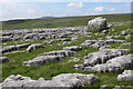 SD9064 : Limestone pavement above Gordale Scar by Philip Halling