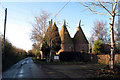 TQ7339 : Bakers Oast, Ladham Road, Goudhurst, Kent by Oast House Archive