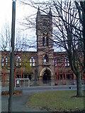 NS3975 : Dumbarton Academy on Church Street, Dumbarton by Stephen Sweeney