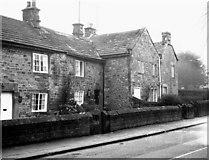 SK2176 : Plague Cottage, Eyam, Derbyshire by Dr Neil Clifton