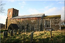TF3579 : St.Michael's church, Burwell by Richard Croft