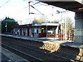 NS2975 : Cartsdyke railway station by Thomas Nugent