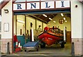 NS2060 : Lifeboathouse, Largs by Albert Bridge