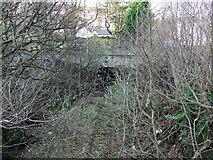 NS2776 : Princes Pier railway line by Thomas Nugent