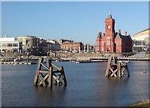 ST1974 : The Pierhead Building, Cardiff Bay by Hywel Williams
