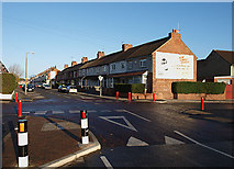 NZ5019 : Junction of Saltwells Road and Breckon Hill Road by Stephen McCulloch