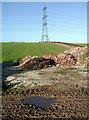 SE9832 : High Hunsley Circuit, Rush Hill by Paul Glazzard