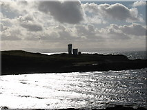 NT4999 : Elie Ness lighthouse. by Gordon Hatton