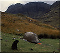 NN1256 : Wild Camping in Glen Coe by John Bennett