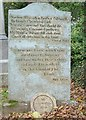 NX1485 : Covenanter's Gravestone Colmonell by Keith Brown