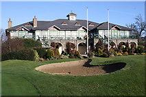 O2343 : Clubhouse, Malahide Golf Club, Blackwood Lane, Malahide, Co Dublin. by Colm O hAonghusa