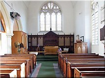 TL8683 : St Peter, Thetford, Norfolk - east end by John Salmon