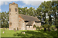 TG3511 : Hemblington Church by Rodney Harris