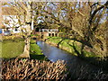 SP4967 : Grandborough-River Leam by Ian Rob