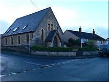 SJ1065 : Converted chapel in Llandyrnog by Eirian Evans