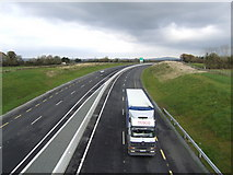 T2269 : The N11 south of Arklow by Jonathan Billinger