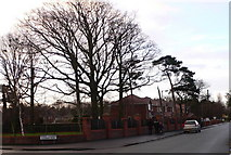 SJ3464 : Cledwen Road, Broughton by Eirian Evans