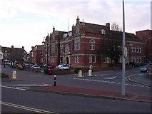 TQ7407 : Bexhill Town Hall by Bill Johnson
