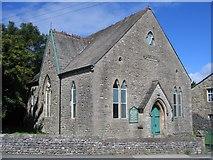 SD9062 : Malham Methodist Chapel by John S Turner