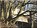 SO8790 : Former Railway Bridge, Himley by Roger  Kidd
