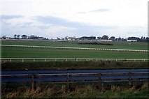 N7713 : The Curragh Racecourse,  Kildare by Harold Strong