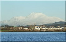 NS4074 : Dumbarton and Ben Lomond by Thomas Nugent