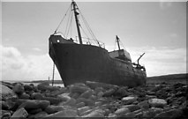 L9901 : Plassey On The Rocks, Inisheer, Aran Islands [1] by Harold Strong
