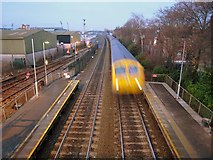 J3271 : 16:10 to Dublin [2] by Rossographer