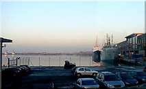 NT2677 : The Port of Leith by Bill Henderson