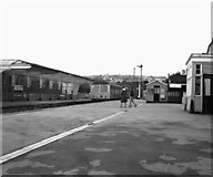 SE1537 : Shipley station, Yorkshire by Dr Neil Clifton