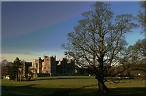 NZ1221 : Raby Castle near Staindrop by Alan Usher