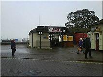 SU4208 : Hythe Ferry Terminal by Gary Fellows