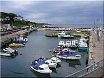D2818 : Carnlough Harbour by BrianPritchard