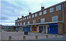 TA1431 : Greenwich Avenue shops, Hull by Paul Harrop