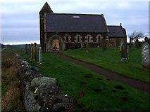 NT8937 : Branxton Church by Stanley Howe