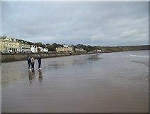 TA1280 : Filey Beach on a grey day by Maigheach-gheal