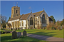 TQ2550 : St Mary's Church, Reigate by Ian Capper