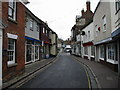 TR3358 : King's Street, Sandwich by Nick Smith