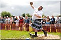 C2205 : Highland Games Donegal style by Robert Graham