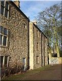 SK4663 : The Stableyard, Hardwick Hall by Derek Harper