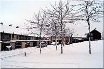 J2967 : A Snowy Scene #1 by Wilson Adams