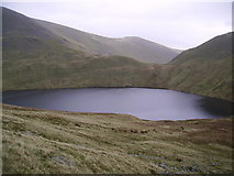 NY3412 : Grisedale Tarn by Michael Graham