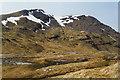 NN3440 : Bealach at the head of Coire Daingean by Nigel Brown