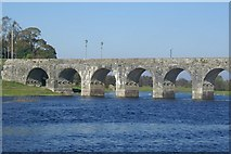 M9625 : Bridge over river Shannon by Juergen Meuer
