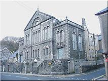 SH5638 : Capel y Garth Calvinistic Methodist (Presbyterian) Chapel, Bank Place by Eric Jones